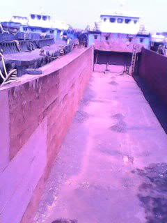 Barge for sale at GOA-INDIA as scrap | SUVIDHA -COPPER